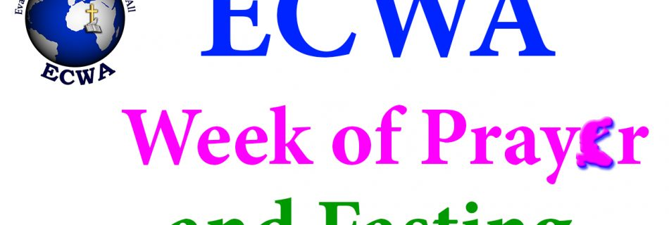 ECWA Week of Prayer and Fasting