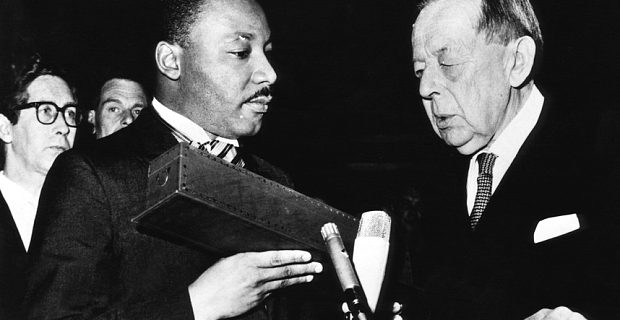 Martin Luther King's 1964 Nobel Peace Prize Lecture