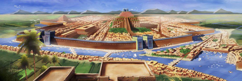 The Mesopotamian Civilization.