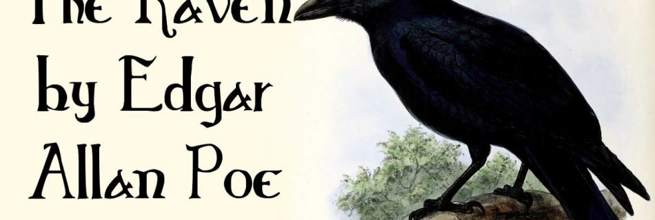 Edgar Allan Poe, The Raven (1845)