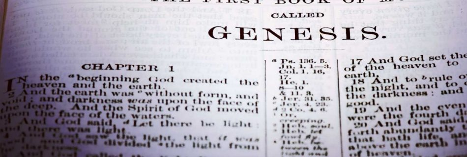 Genesis 3:15 The First Book
