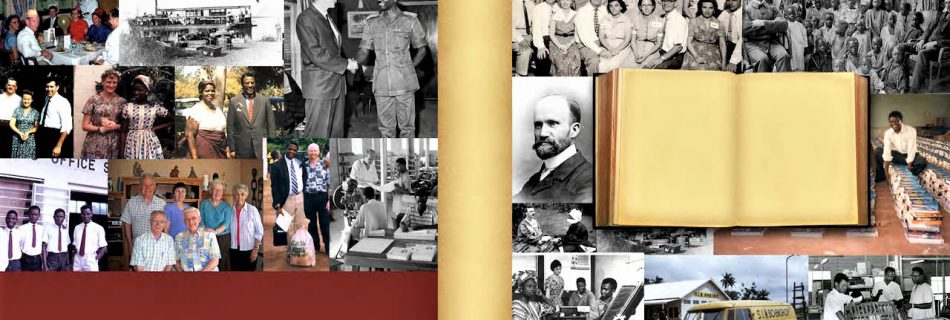 Literature Outreach in Nigeria- A history of SIM Literature Work 1901-1980
