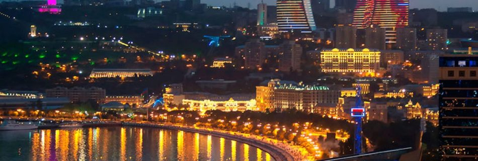 Baku, Azerbaijan (Image, Pinterest)