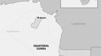 Equatorial Guinea is one the smallest countries in Africa, with a population of around 1 million and a total landmass of just over 28,000 square kilometers (Image WikiCommons).