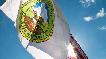 Muscogee (Creek) Nation (Amanda Rutland:Muscogee Nation:ZUMA Press:Newscom)