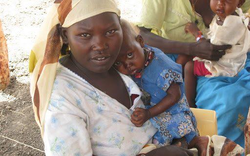 The Burden of Women in South Sudan