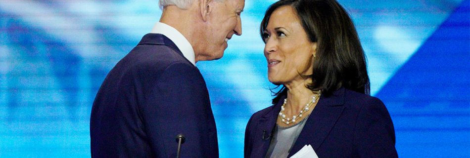 Joe Biden Picks Kamala Harris as Running Mate (Image by David J. Phillip/AP/Copyright- The Associated Press)