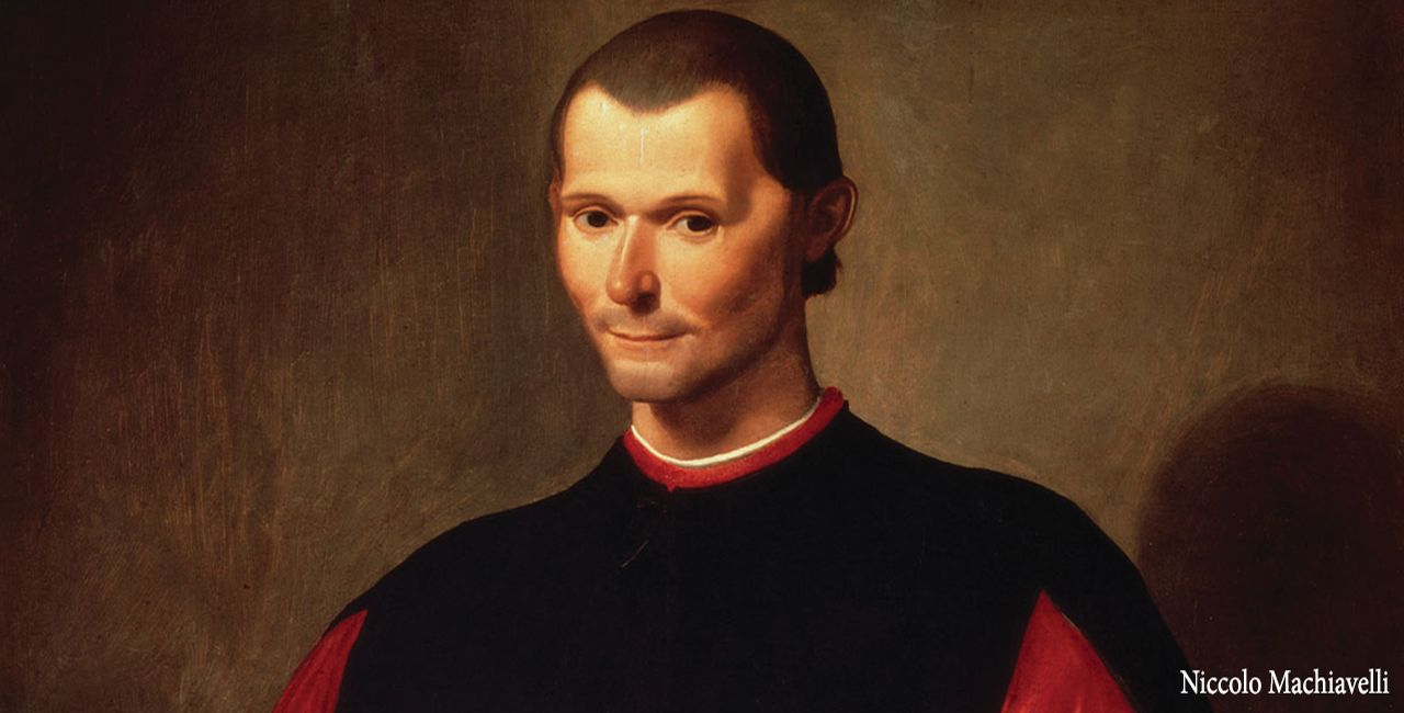 Niccolò di Bernardo dei Machiavelli was an Italian Renaissance diplomat, philosopher and writer, best known for The Prince, written in 1513. He has often been called the father of modern political philosophy and political science.