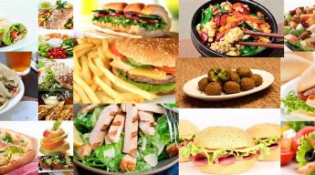 Healthy Fast Food Meals
