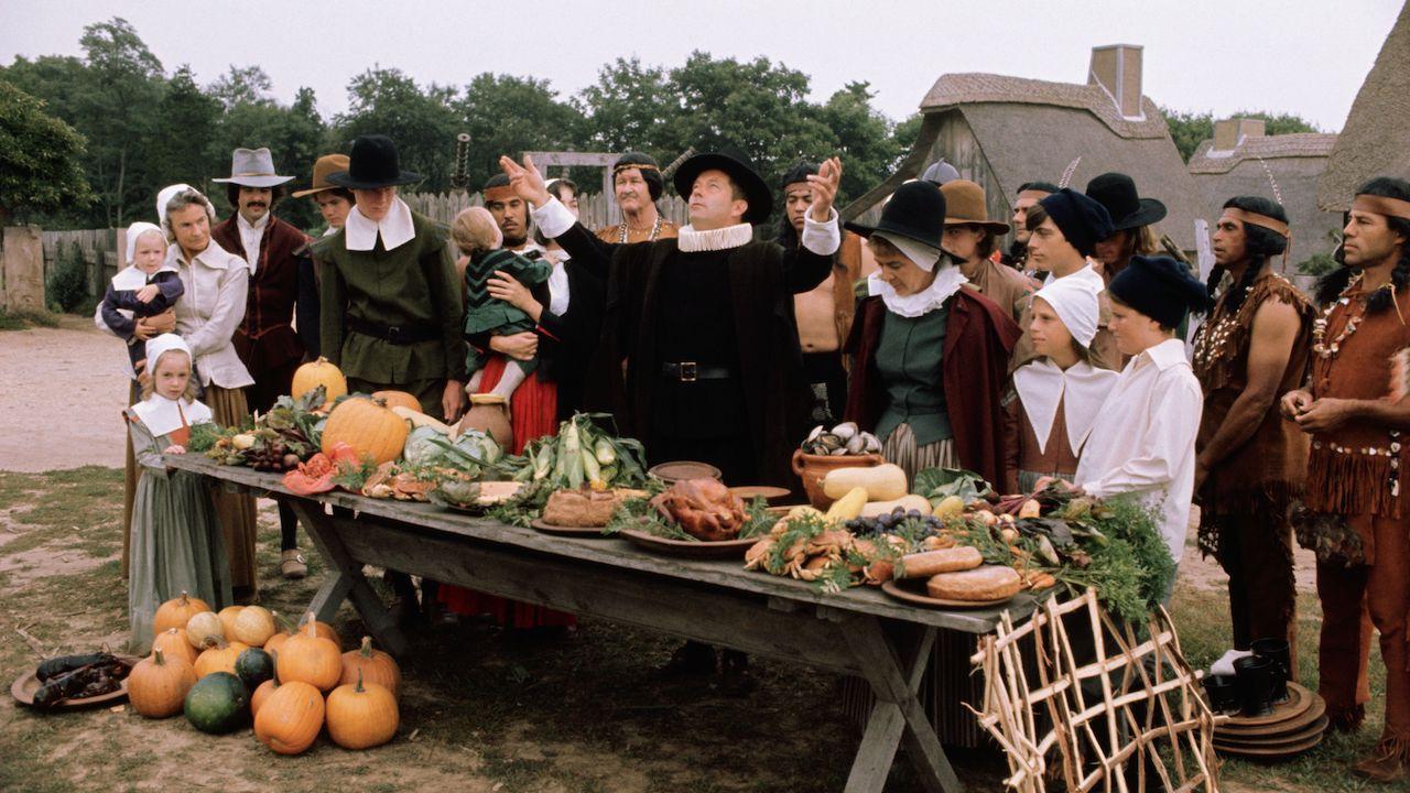 Thanksgiving (Bettmann Archive/Getty Image