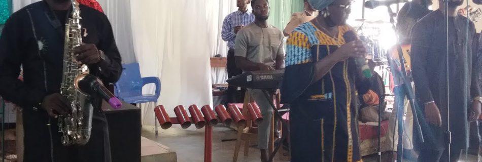Praise & Worship Session - ECWA Goodnews PW Kubwa Sunday Service - 29 November 2020
