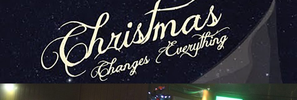 Christmas Changes Everything: Humility