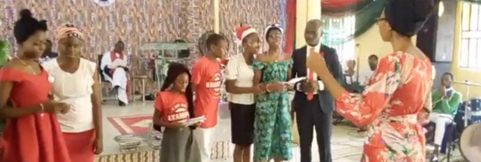 ECWA Chapel, Ibadan Sunday Worship Service December 13, 2020