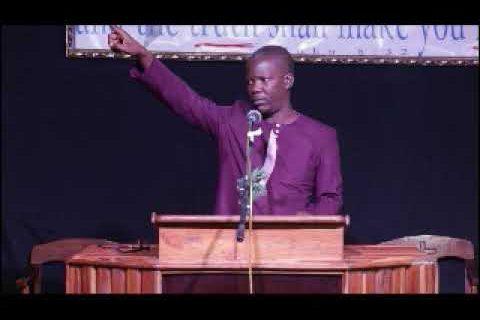 ECWA Seminary Church Sermon by Rev. Solomon Guruza