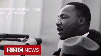 Martin Luther King Jr: MLK/FBI documentary on surveillance - BBC News