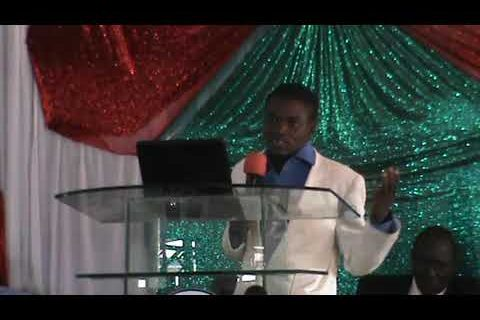 First Sunday Service Sermon By Pastor Elisha James Musa, January 3, 2021