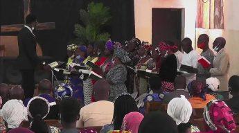 ECWA Seminary Church Jos Sunday Service, January 17, 2021