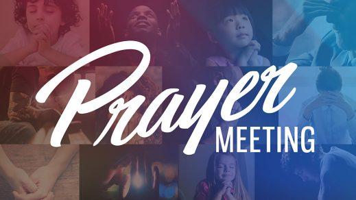 Prayer meetings on Saturday: 10:00am - 3:00pm