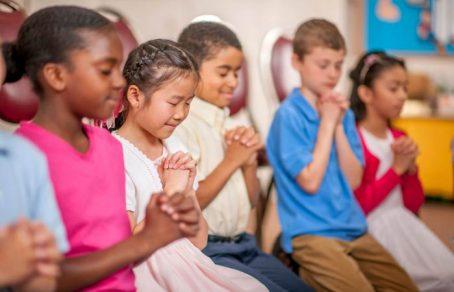 Sunday School for children: 1:00pm - 2:00pm