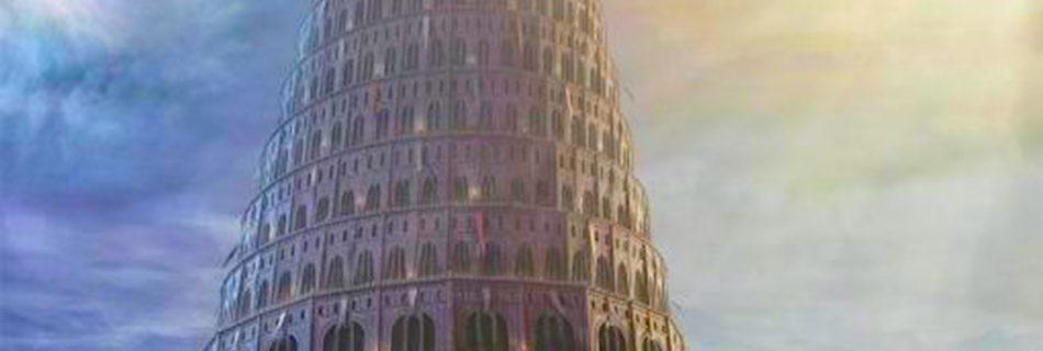 Tower of Babel (Pinterest)