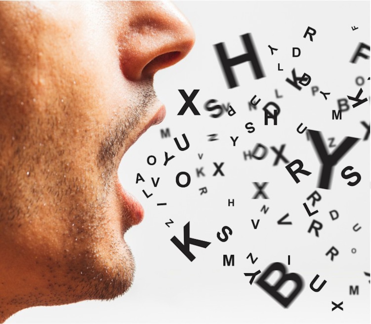Watch Your Words! (Image by Shutterstock)