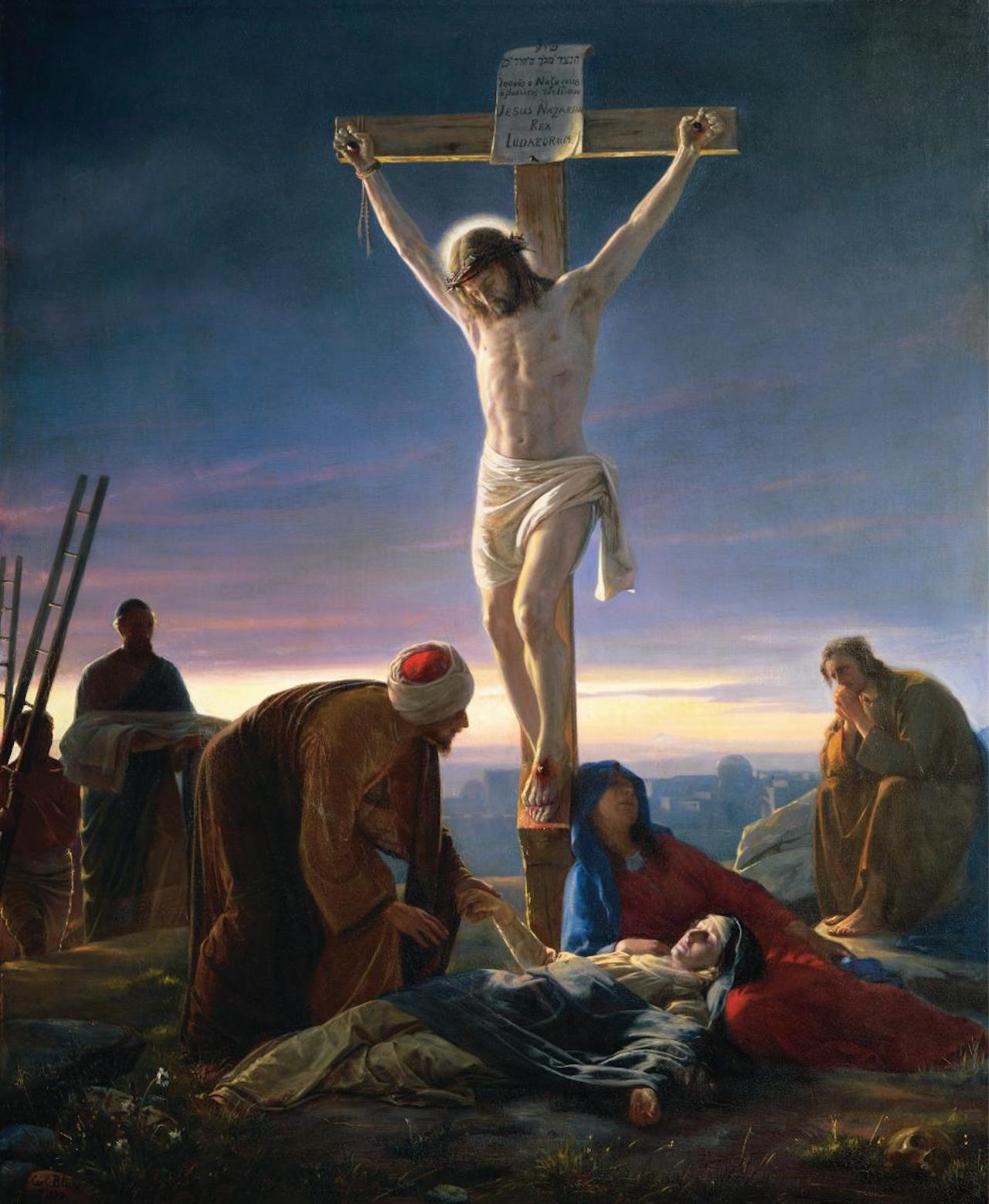Why Christ Suffered and Died in Jerusalem?