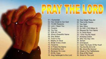 Early Morning Worship Songs